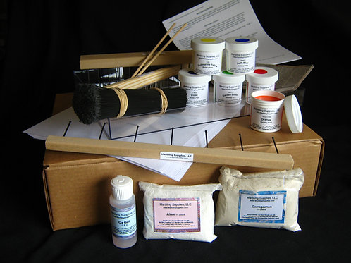 The Serious Beginner's Marbling Kit -- Click to Purchase
