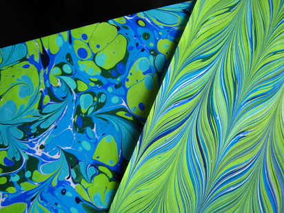 What is the Best Paper for Marbling?