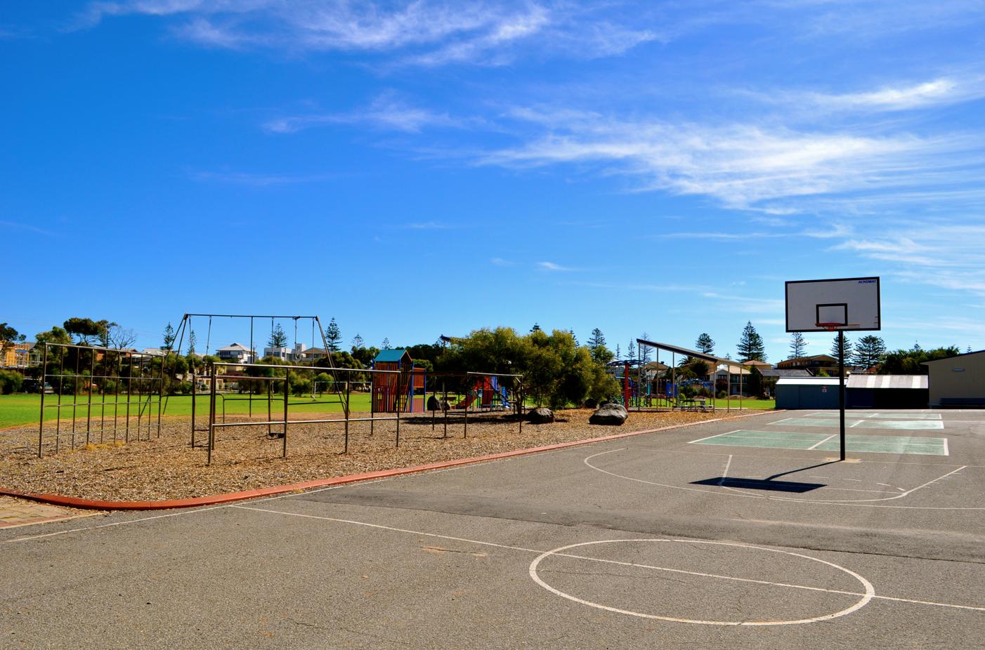 Playground / Basketball Court