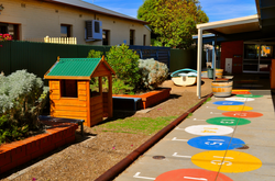 Open Space Unit Play Area