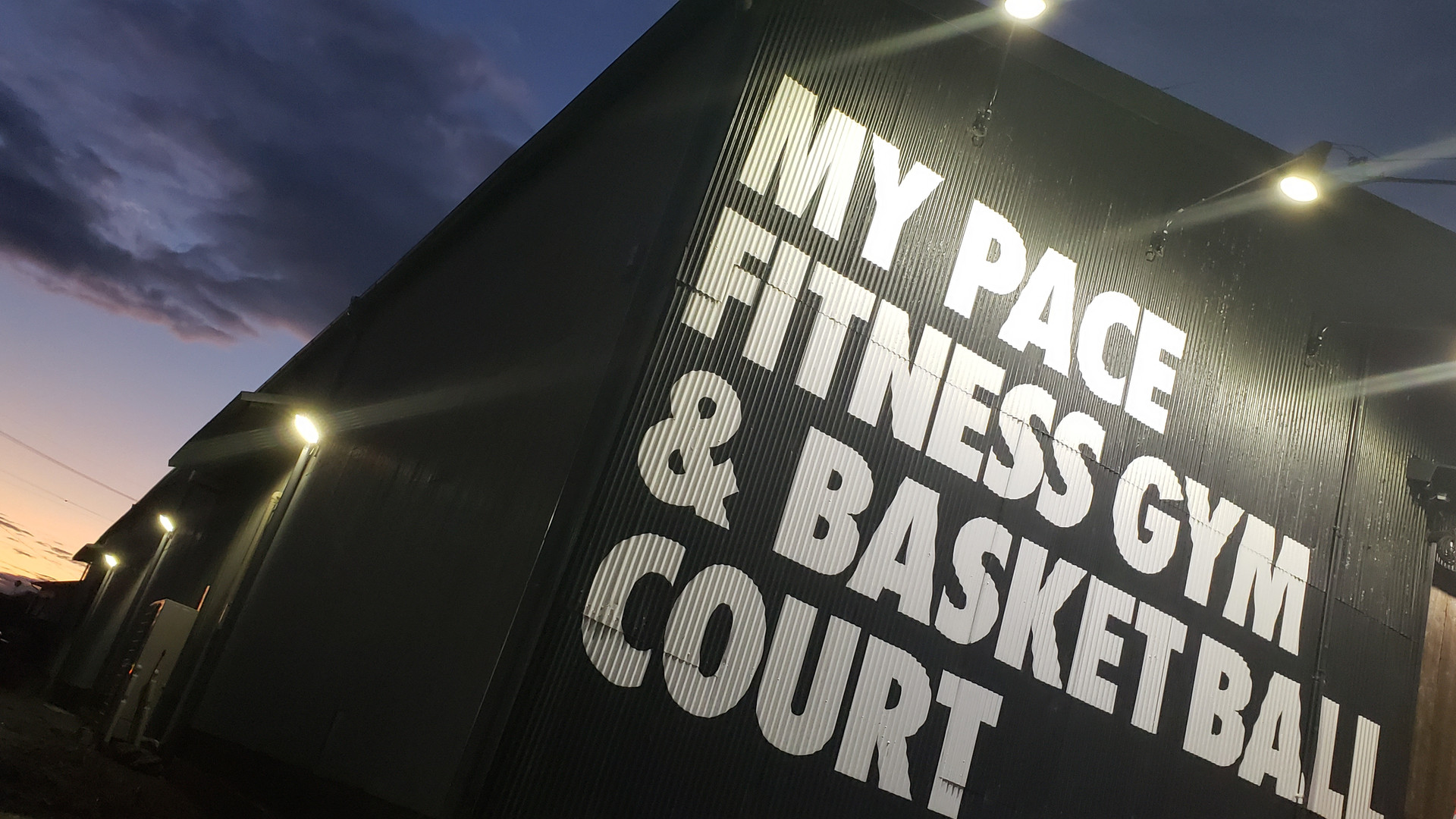 MY PACE FITNESS GYM