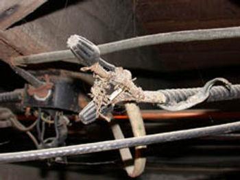 dangerous wirng