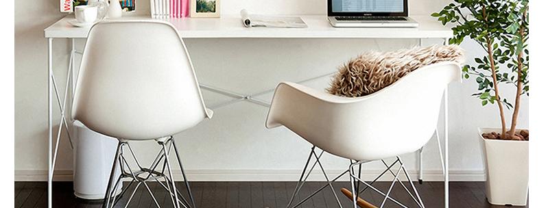 現代簡約家用台式電腦桌G103-1027