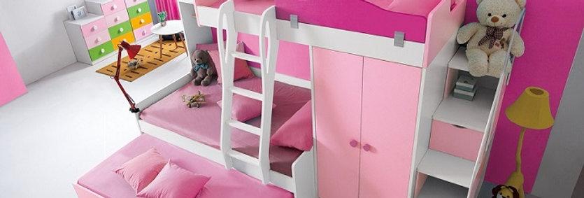 兒童組合床 P 158-1030