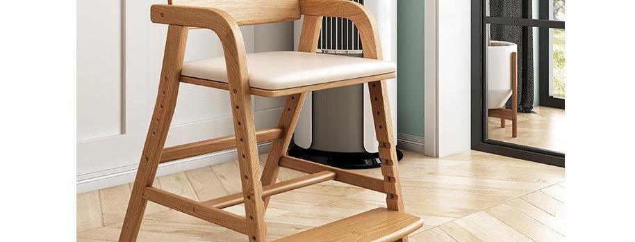 日式實木兒童椅 F221-1073