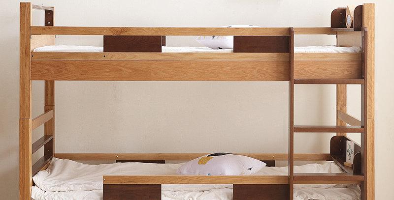 實木現代簡約睡床P226-1049