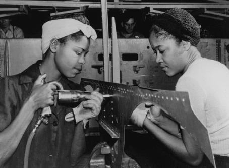 Was lehrt uns eine Werbekampagne aus dem Zweiten Weltkrieg für mehr Diversität in den MINT-Branchen?