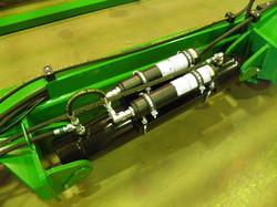 CD 75 suspension hydraulique