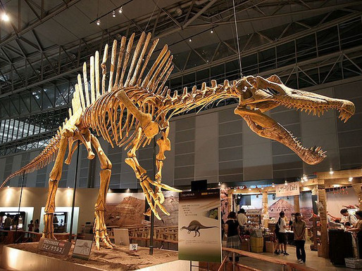 Cretaceous Giants