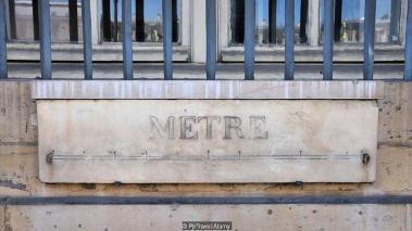 The Mètre Etalon