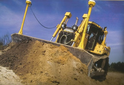 Dozer Excavation Construction Sedalia Missouri