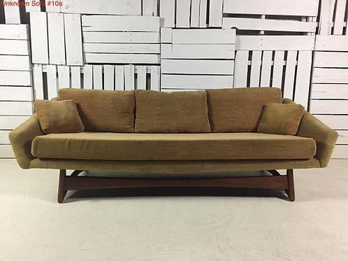 Unk. Sofa #10a