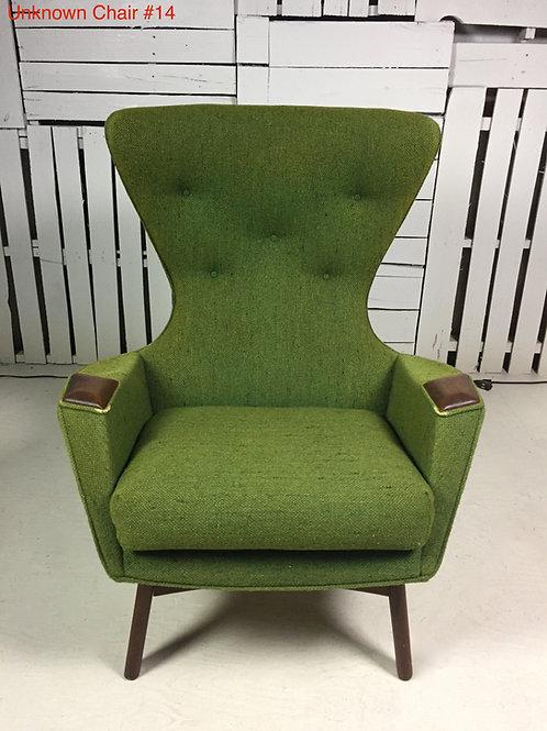 Unk. Chair #14a