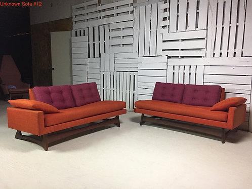 Unk. Sofa #12