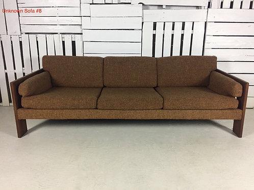 Unk. Sofa #8