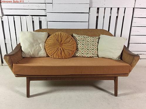 Unk. Sofa #11