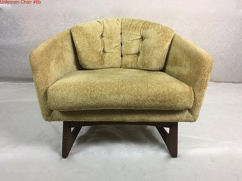 Unk. Chair #6b