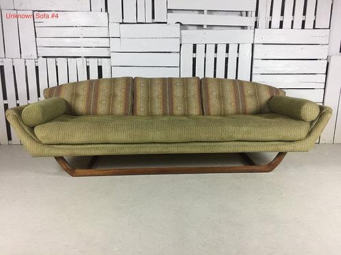 Unk. Sofa #4
