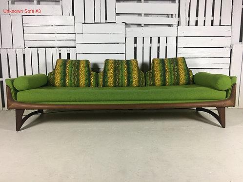 Unk. Sofa #3