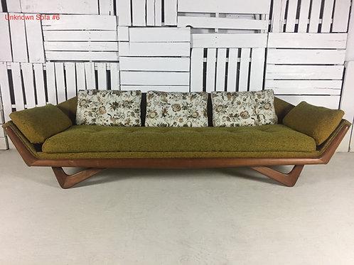 Unk. Sofa #6
