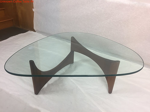 Unk. Coffee Table #6