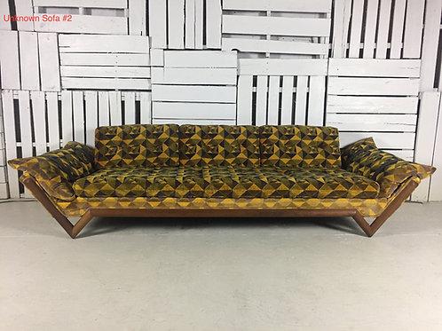 Unk. Sofa #2