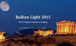 BALKAN LIGHT CONFERENCE 2015
