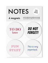 Magnets NOTES Setof4.jpg