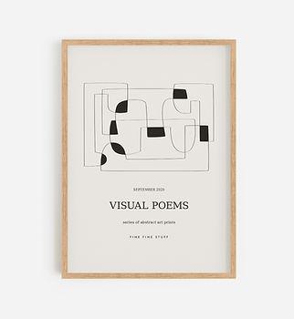Visual Poems_black_wooden frame.jpg