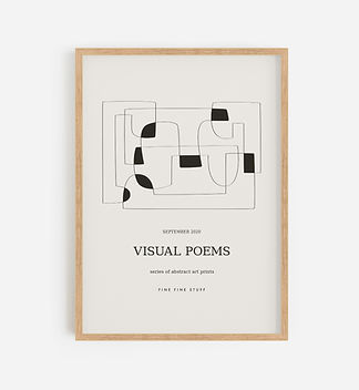 Visual Poems_black_wooden frame.jpg