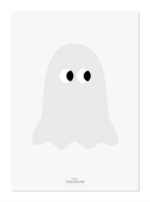 Print - Little Ghost