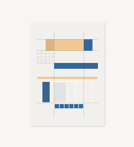 Built in Shapes no. 03