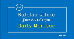 Eticheta Buletin zilnic Arhiva Iunie 202