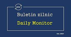 Eticheta Buletin zilnic albastru.jpg