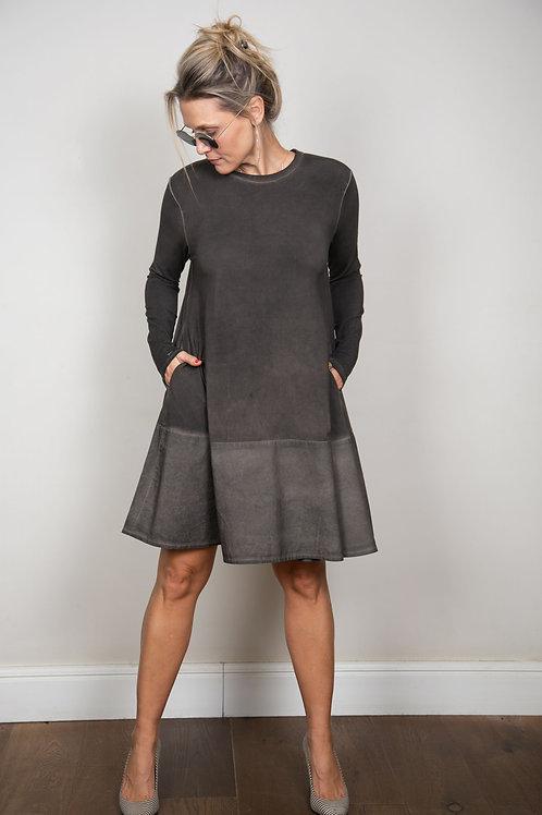SHINE  שמלה בגזרת A