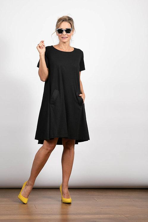 LIRI שמלה שחורה