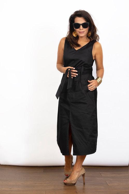 PEONY שמלה שחורה