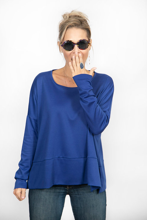 BLUE 1 חולצה כחולה