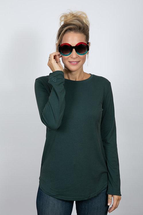 GELON חולצה ירוקה