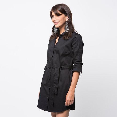 שמלה שחורה WINFREY