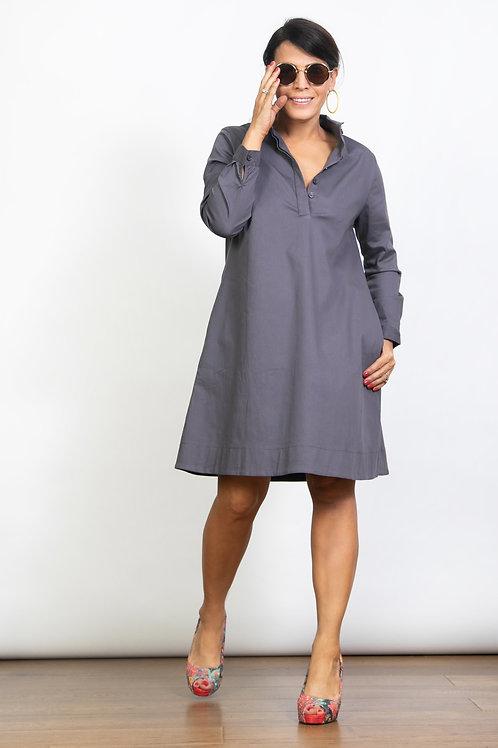 DVIRA שמלה כפתורים