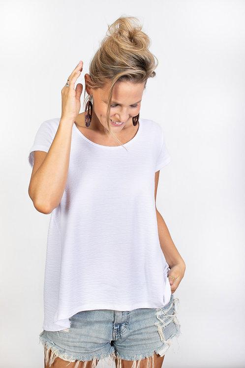 DOLLEV חולצה לבנה