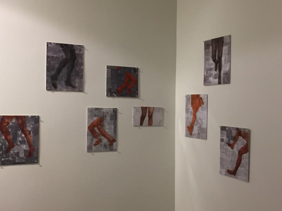 """""""Pan Echo"""" Exhibition at Galeri Bu"""