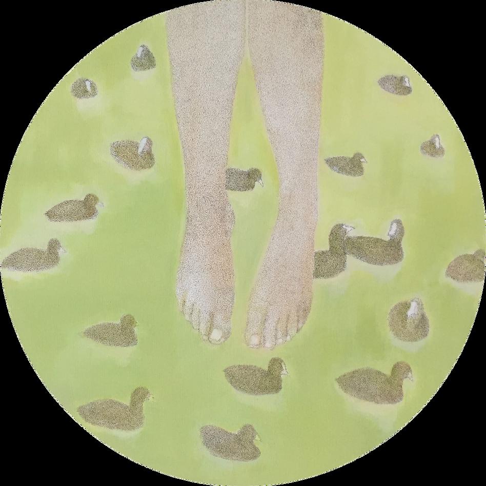 Kime Göre Neye Göre Serisi  -Yeşil / For Whom For What- Green