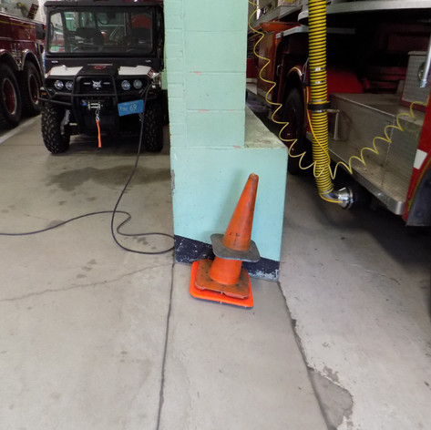 Apparatus Bay Incline