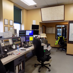 Dispatch Center Does Not Meet Federal Guidelines