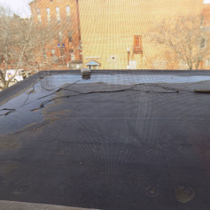 Ponding Water on the Roof
