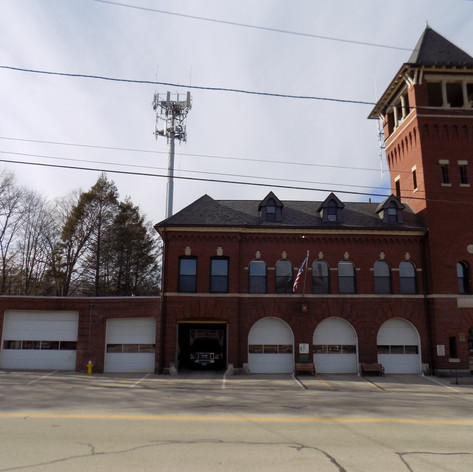 Southbridge Fire Station