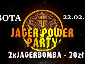 JagerPower Party