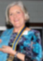 Leongatha Rotary President